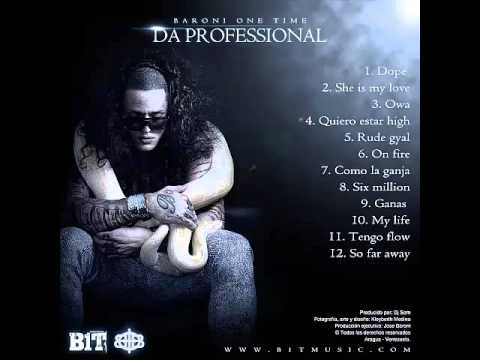 Baroni One Time - Da Professional (Disco)