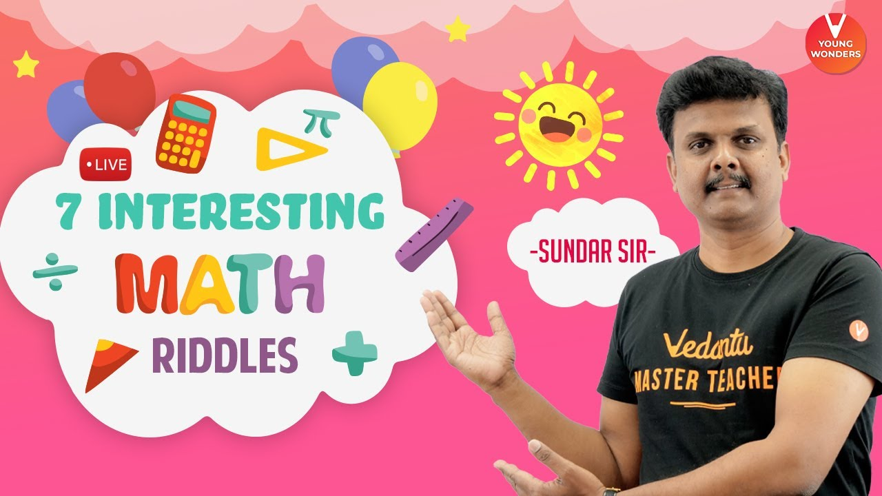 7 Interesting Math Riddles | Riddles with Answers ...
