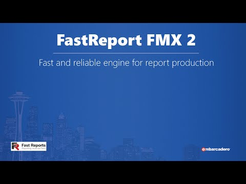 Embarcadero Technology Partner Spotlight - Fast Reports Inc.