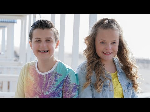 MAX & ANNE - TIME TO PARTY ✨ [OFFICIAL MUSIC VIDEO] | JUNIORSONGFESTIVAL.NL🇳🇱