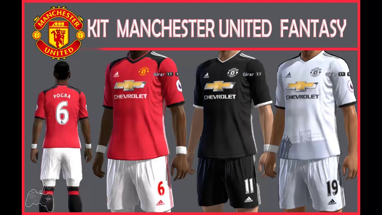 b374a48c293 Kit Manchester United 2018 – Idea di immagine del club fc
