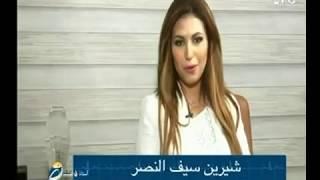 استاذ في الطب   مع شيرين سيف النصر ود. محمد محمود أبوزيد حول