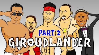 Zoolander 2 Football Remake! | PART 2! (starring Ronaldo, Neymar, Giroud, Zlatan) 442oons Parody!