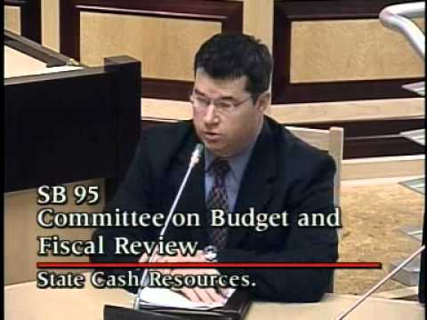 Senate Budget & Fiscal Review Committee       2/2/2012