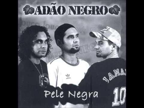 Adão Negro  - Pele Negra (Álbum Completo)