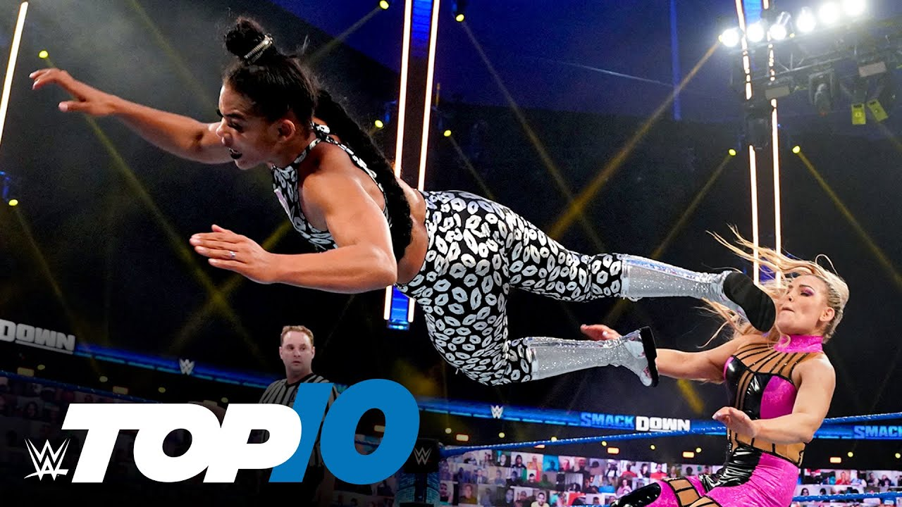Top 10 Friday Night SmackDown moments: WWE Top 10, March 26, 2021