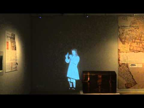 Ghostly goings-on at Helsinki City Museum, Finland