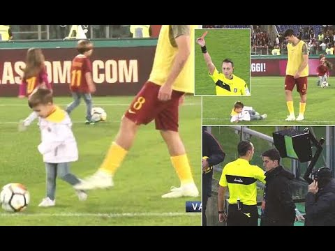 Roma post spoof video to show why VAR is needed in Champions League