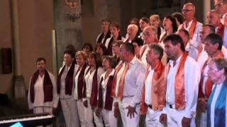 LE TOUVET Grésivaudan La Chorale du Touvet a invité la Chorale de M...