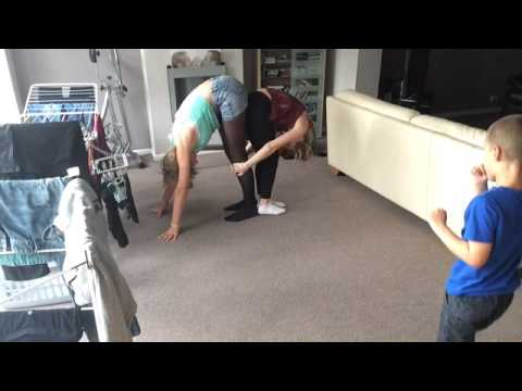 Yoga Challenge FAIL!|With Ben