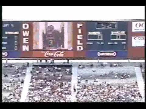 #21 Syracuse Orangemen at Oklahoma Sooners - 1997 - Football