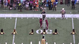 Bethune Cookman Halftime Show - 2015 Florida Classic Game