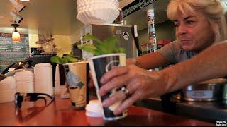 Mint Mojito Coffee @ Philz Coffee Sausalito
