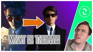 Disney's ARTEMIS FOWL Movie LOOKS BAD!!! | ARTEMIS FOWL Trailer Reaction