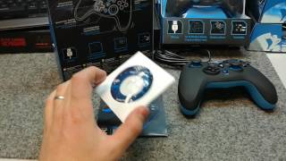 Gamepad XGP WIRED Spirit of Gamer - UNBOXING