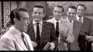 Alan Dale - Gonna Run (One Of These Days) / Don't Knock The Rock (Movie Clips) 1956