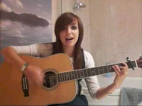 Disturbia - Rihanna - Cover By Katem3 (40+ Guitar Girls) Rihanna - Only Girl (In The World)