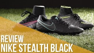 Review Nike Pitch Dark Pack