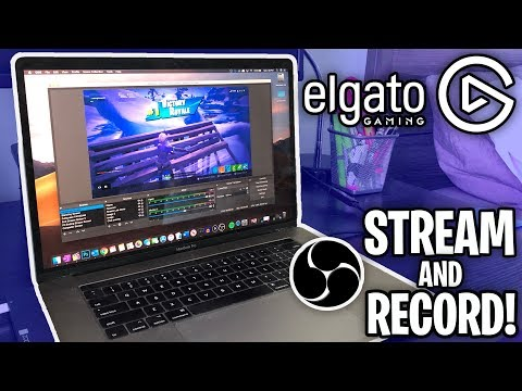 How To Use Elgato With OBS On A Mac (NEW 2019)