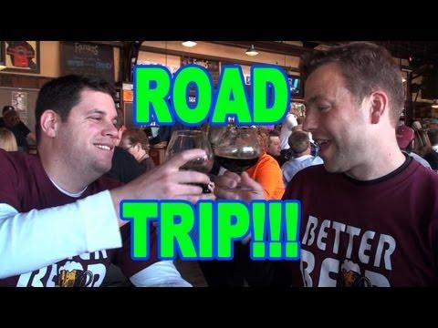 Michigan Brewery Road Trip