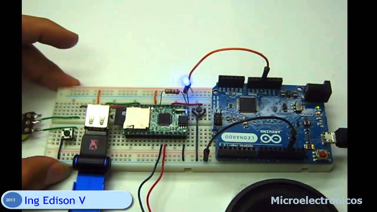 Colocando audio y sonido al arduino raspberry pi pics