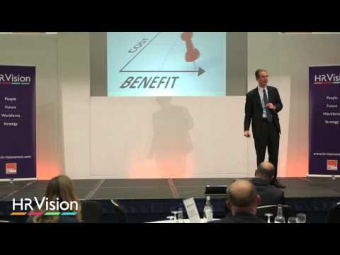 Stephen Pierce, HR Director, Hitachi Europe talk at HR Vision London 2014