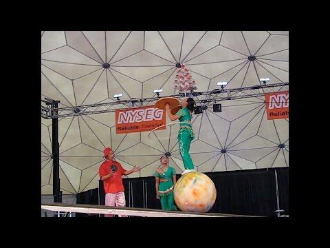 Peking Acrobats at Erie County Fair 2005