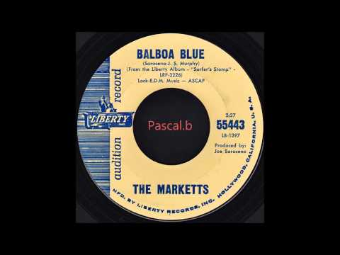 The Marketts - Balboa blue