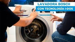 Lavadora Bosch Con Tecnología I Dos Youtube