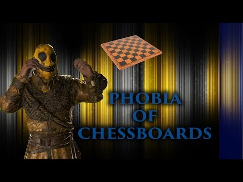 Fallout 4 Frost #1 - PHOBIA OF CHESSBOARDS