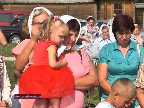В Угорницькому Спасо-Преображенському чоловічому монастирі УАПЦ молились за здоров'я
