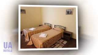 Отдых в Крыму - Ялта, гостиница Анна(Онлайн бронирование номеров - http://bit.ly/otely_krym - Гостиница