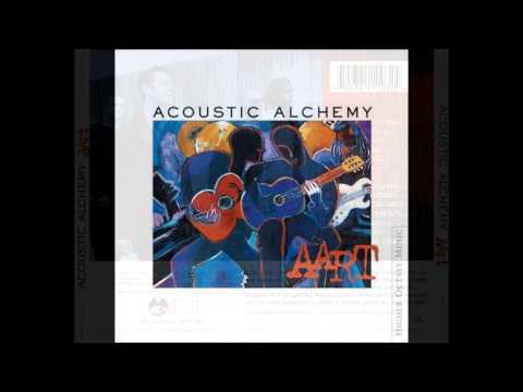 Acoustic Alchemy - 08.Velvet Swing (2001)