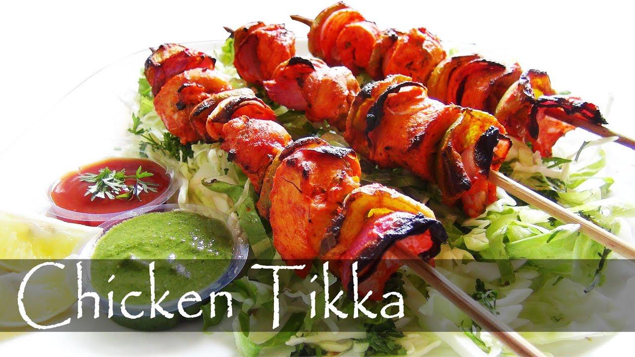 Indian chicken tikka youtube indian chicken tikka forumfinder Images