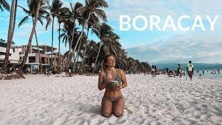 BORACAY (REOPENED) | PHILIPPINE PARADISE ISLAND | TRAVEL VLOG