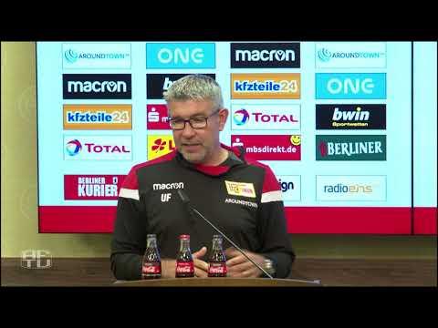 1. FC Union Berlin: Pressekonferenz vor dem Spiel gegen Augsburg (Snippet)