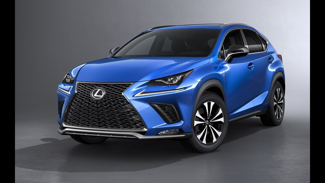 Lexus Es 350 2019 >> 2019 Lexus RX 350 and RX 450h Redesign, Luxury Features Models - YouTube