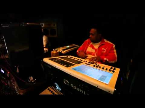 Timbaland In The Studio Working On A Hit   PRODUCER VLOG