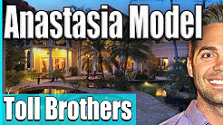 Anastasia Model by Toll Brothers   New Homes Coastal Oaks Nocatee