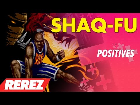 Shaq Fu - Positives - Rerez