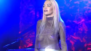 Rita Ora - Poison/Hotline Bling (Live)