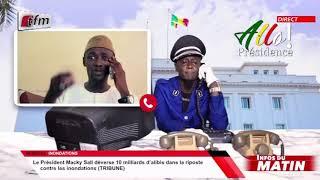Infos du matin 09 Septembre 2020 - Allô Présidence - Per, Doyen & Ndiaye