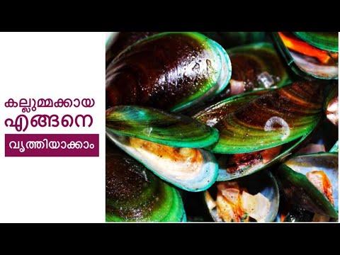 How To Clean Kallummakkaya ||കല്ലുമ്മക്കായ  എങ്ങനെ വൃത്തിയാക്കാം || Mussels Cleaning || Malayalam