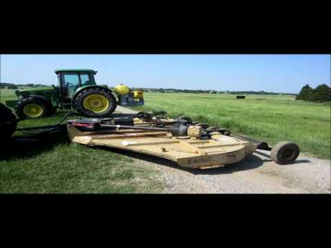 Land Pride 15' batwing mower for sale | sold at auction May 30, 2012