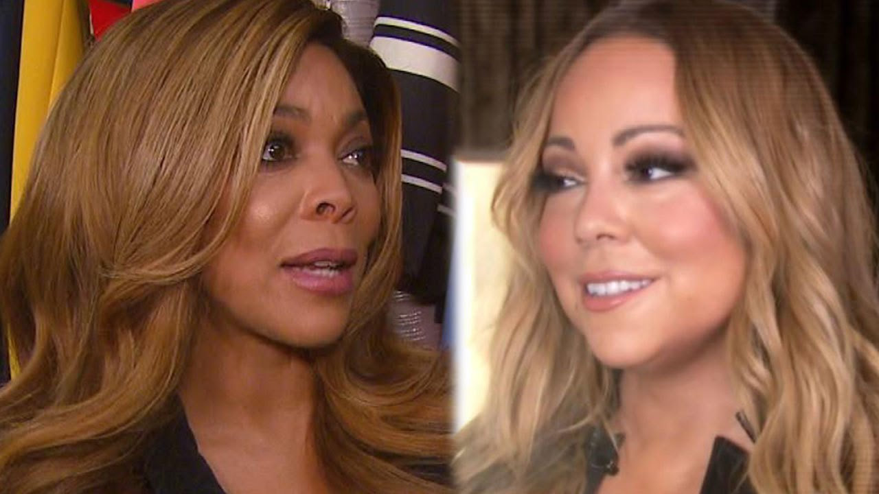 EXCLUSIVE: Wendy Williams Shows ET Inside Her Closet Shades Mariah Carey After Breakup