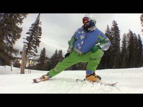 INSANEBLADES- Skiblade- An Epic Display Of Skiblading