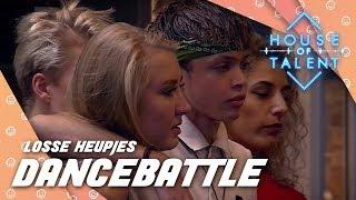 Wie wint de dancebattle van Kav en Sjaak?