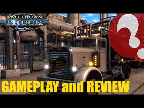 American Truck Simulator Gameplay And Review