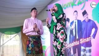 Jom Raya Sinar Bersama IJM Land : Jep Duet Siti Nordiana - Memori Berkasih