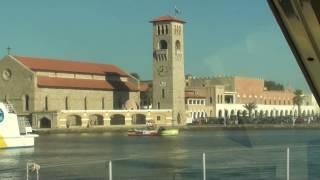 Яхта. Греция. Морское путешествие с остров Родос на остров Сими.(Видео было записано на яхте в Греции в Эгейском море., 2016-05-13T16:54:22.000Z)